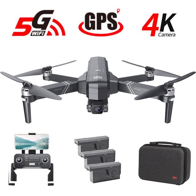 Sjrc F11 4K Pro 5G Wifi 1.2Km Fpv Gps Met 4K Hd Camera 2-As gimbal Borstelloze Opvouwbare Rc Drone Quadcopter Rtf Vs SG906 Pro 2 3 battery