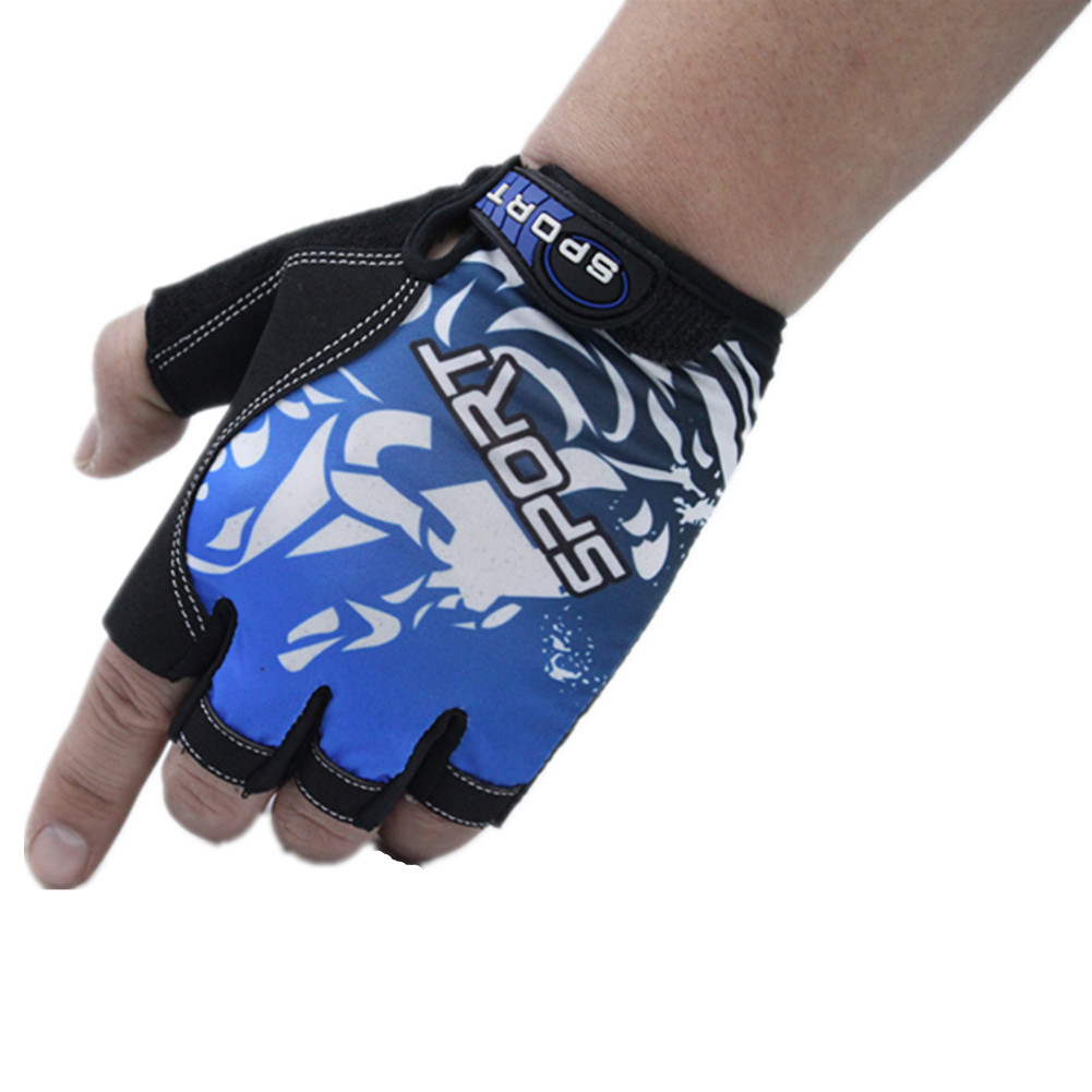 Bicycle Cycling Half Finger Gloves
