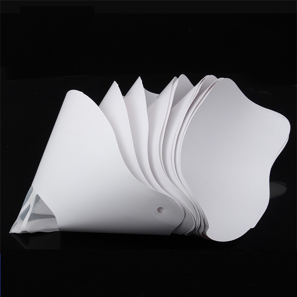 10 Pcs/set Photosensitive  Resin  Filter  Funnel 3d Printer Accessories Photocuring Consumables Sla Consumables Filter As picture show