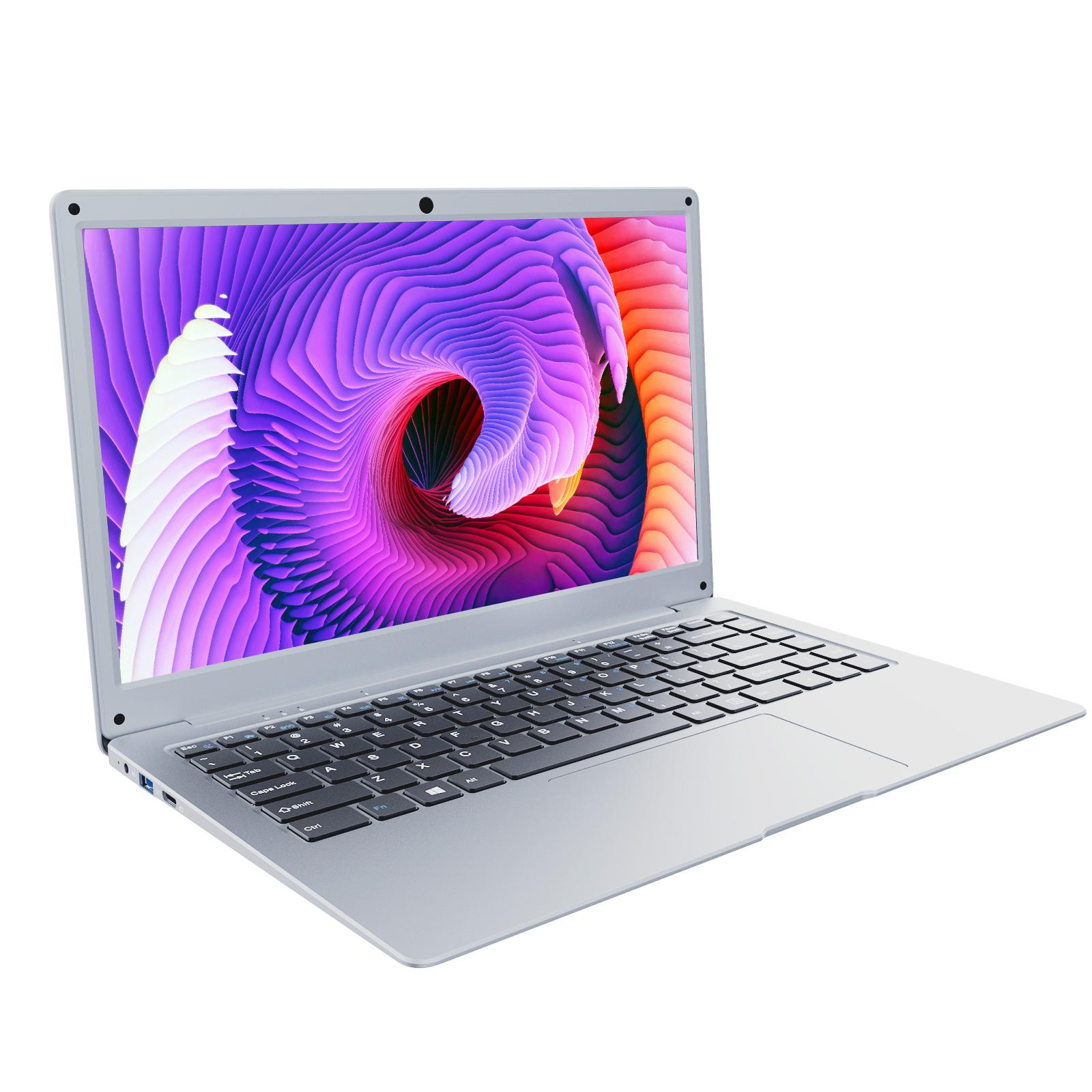 Original JUMPER Ezbook S5 Intel 14inch Laptop 8gb Ram 256gb Ssd 1920*1080 Fhd Ips Super Light 4600mah Windows 10 Notebook Laptop 8+256G