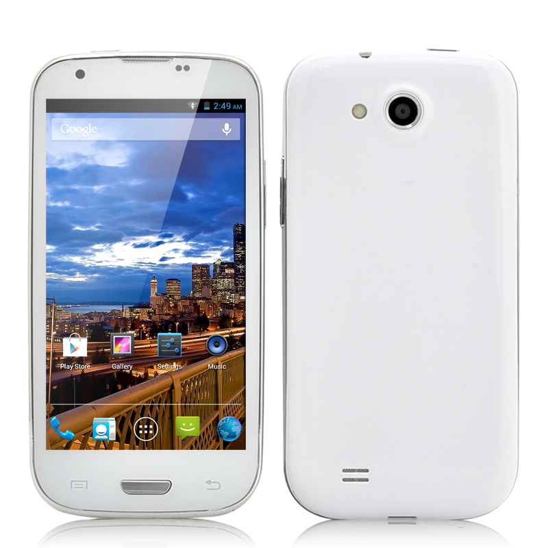 Budget Quad Core Android Phone - Neutron (W)