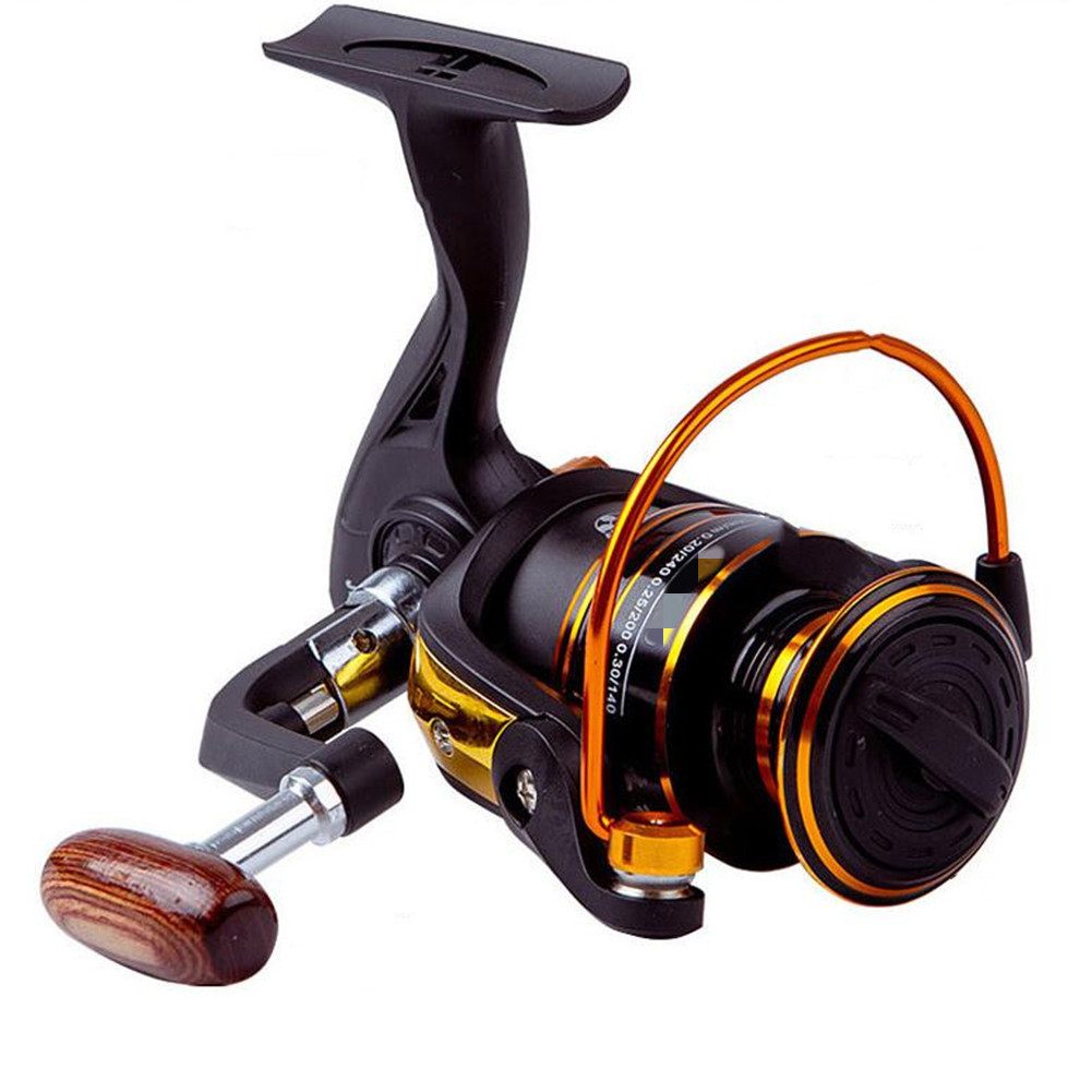 13axis 5.2 :1 Speed Ration Spool Spinning Wheel Reel Fishing Reel Fishing Equipment 6000 fishing reel