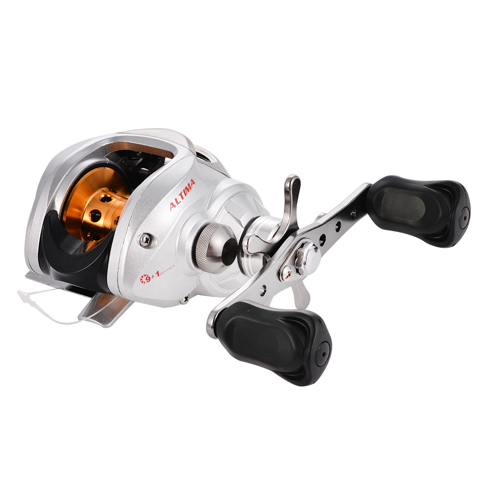 DM120RG-S1 Baitcasting Fishing Reel Right