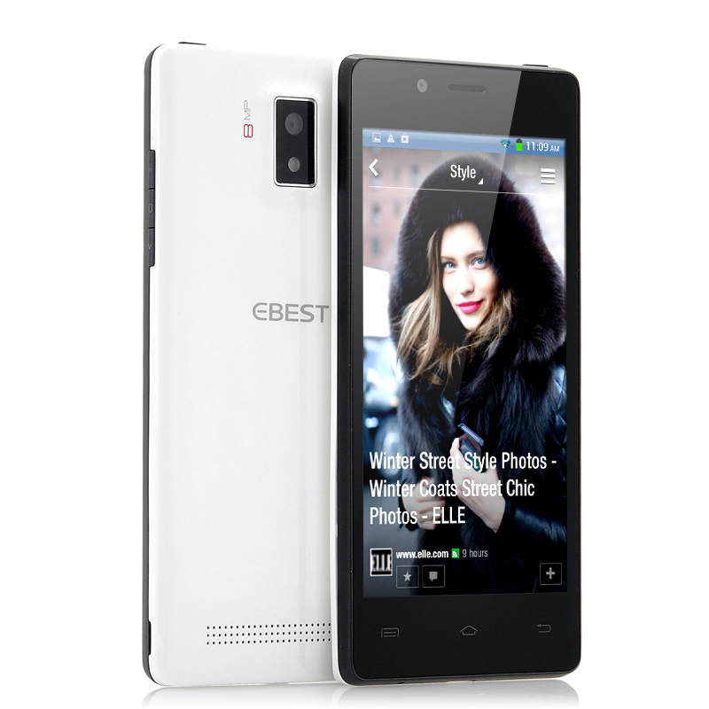 QHD OGS Screen Android Phone -EBEST Z5 (W)