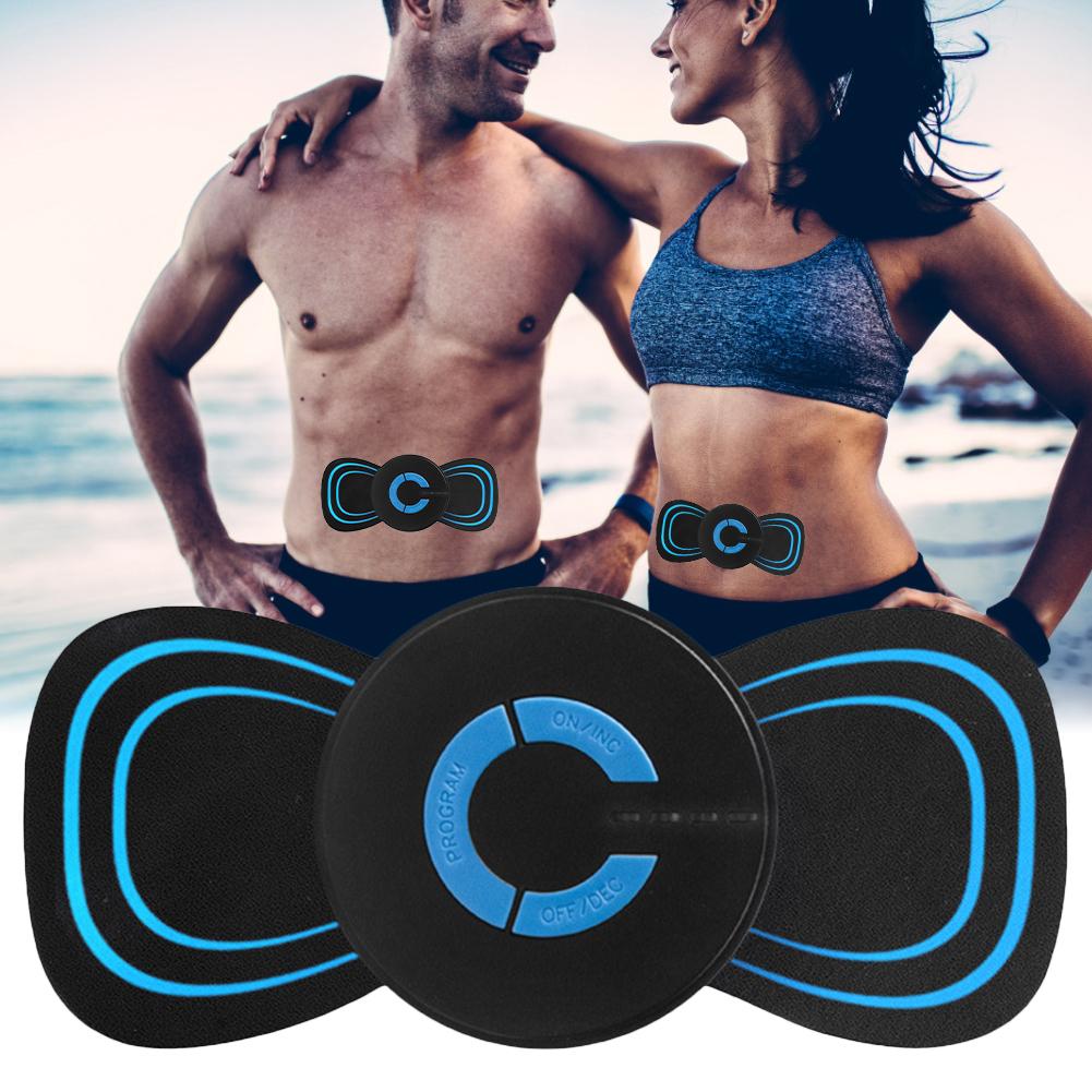 Ems Intelligent Cervical Pulse Massager Mini Portable Massager Neck Massager Rechargeable