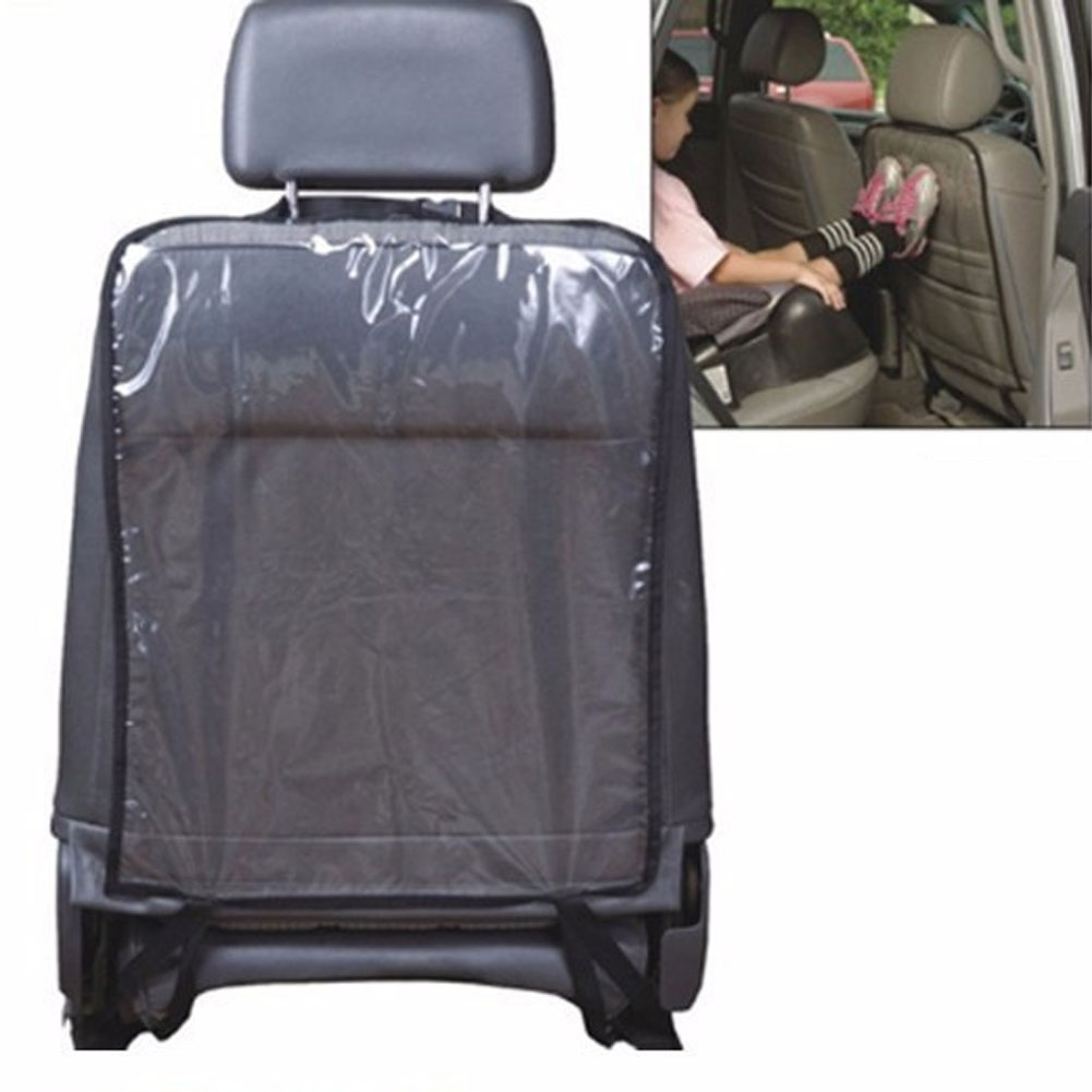 Car Seat Cover Protector For Kids Baby Kick Mat Mud Clean Dirt Decals Car Auto Seat Kicking From Mud Dirt Black