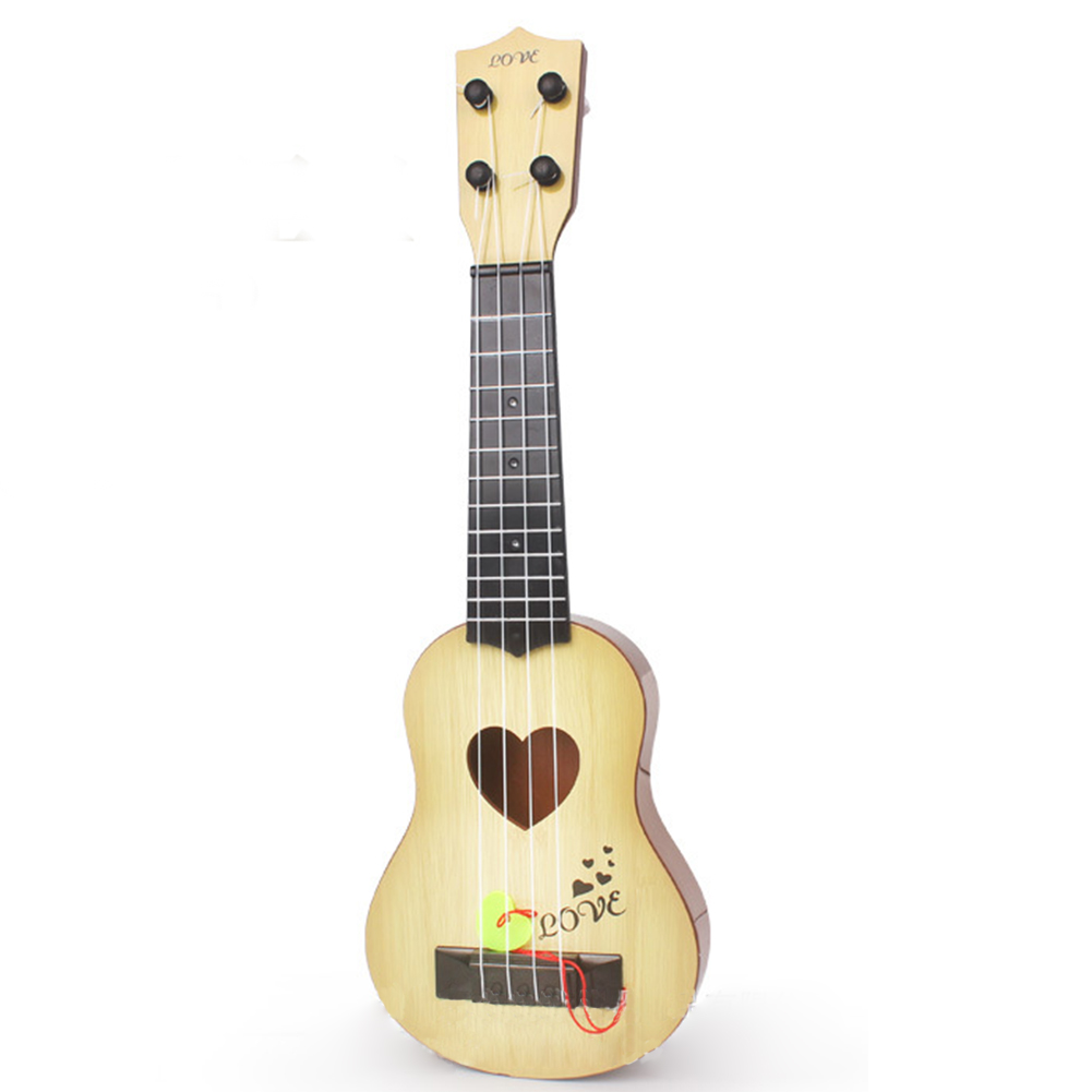 Children Simulation Playable Ukulele Guitar