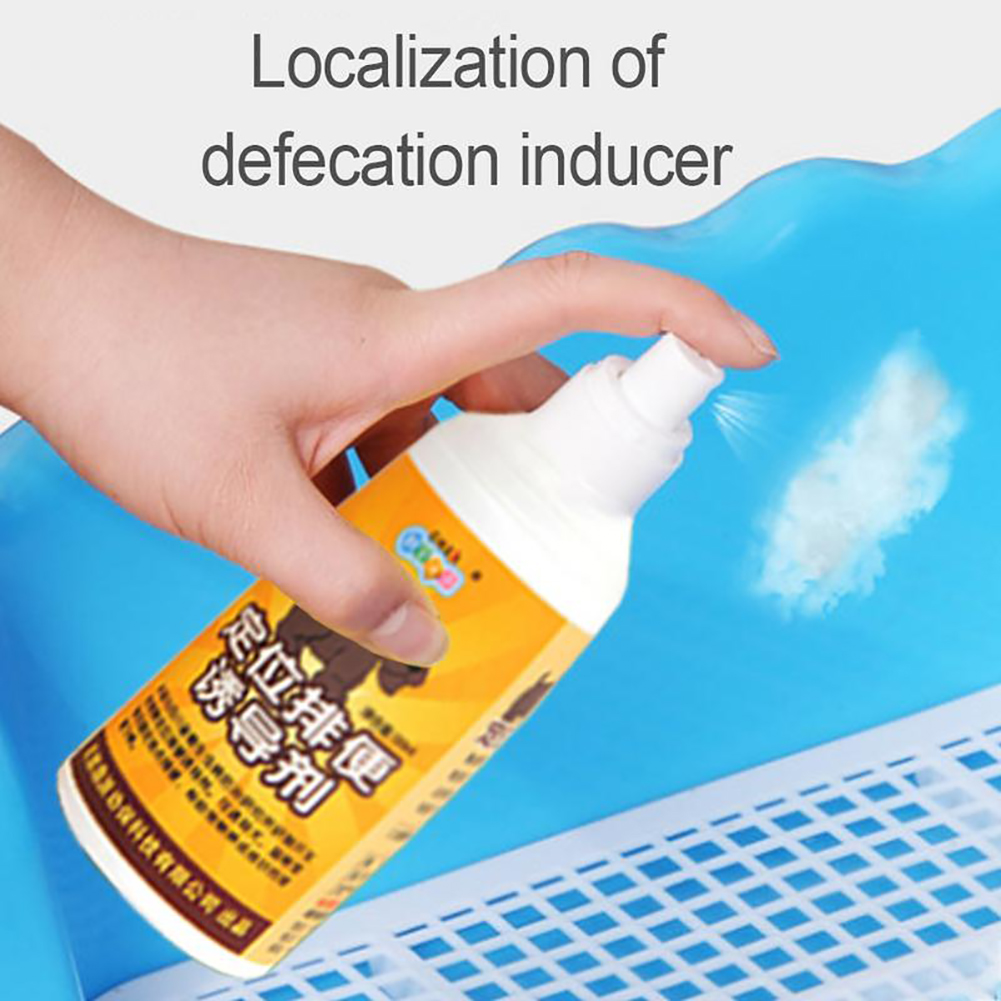 120ml Training Spray Inducer for Dog Puppy Positioning Defecation 120ml
