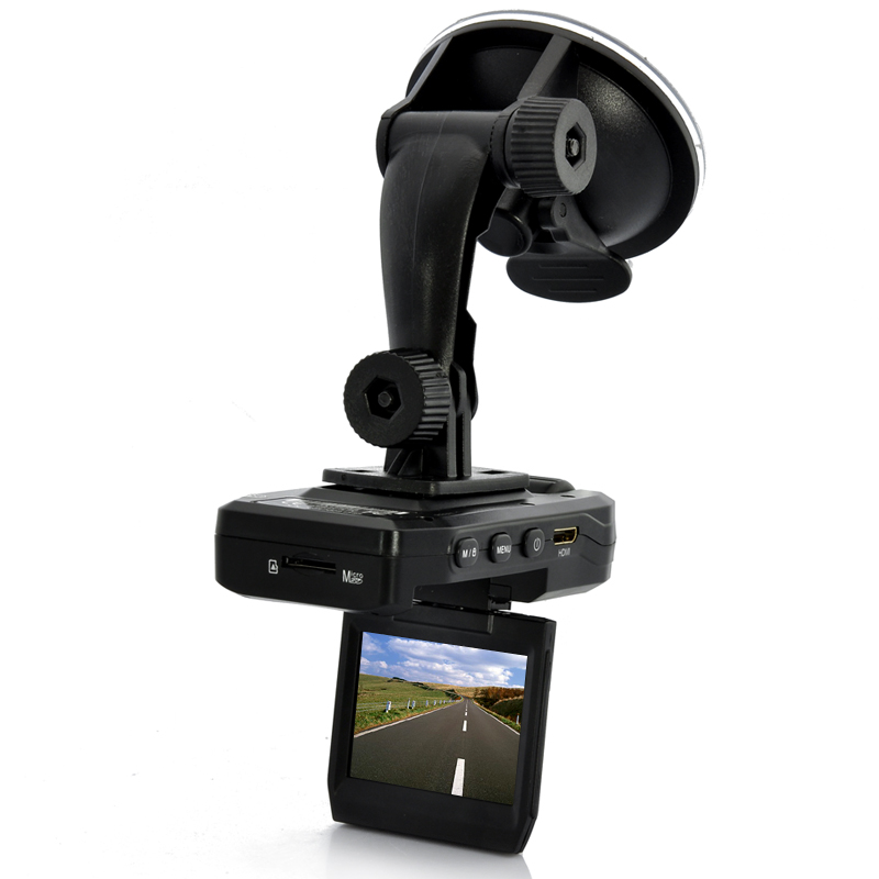 1080p Full HD Dash Cam w/ 2