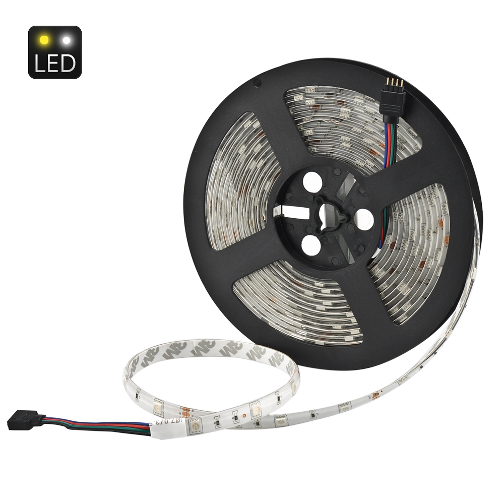 5M 36W RGB IP65 LED Light Strip