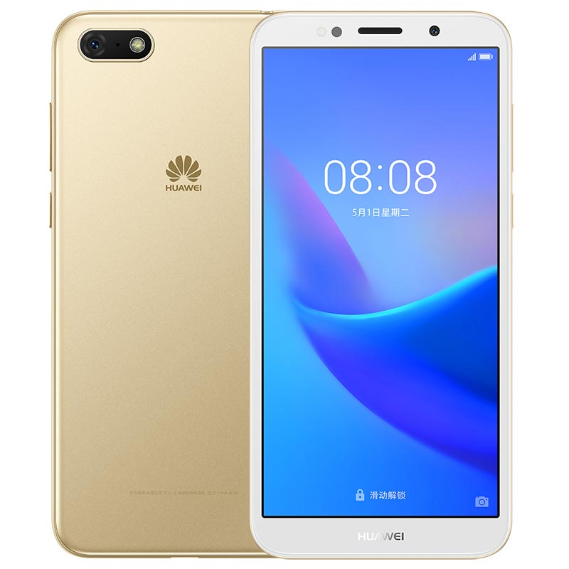 Huawei Enjoy 8e Android Smartphone Gold