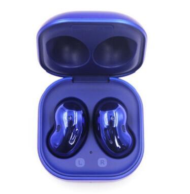 Tws R180 Bluetooth Earphones True Wireless Earphones Ipx5 Waterproof 350mah Battery Headset blue