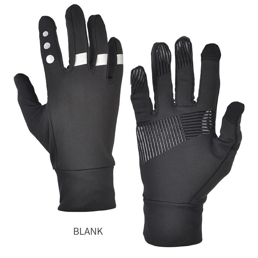 Woman Man Outdoor Warm Gloves Winter Sports Cycling Football Skid Windproof Waterproof Touch Screen Fleece Gloves Riding Equipment black_L