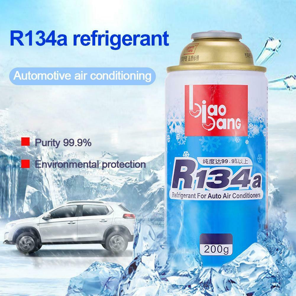Automotive Refrigerant Non Corrosive R134A Water Filter For Air Conditioning Refrigerator Safe Eco-friendly Cooling Agent Summer as shown