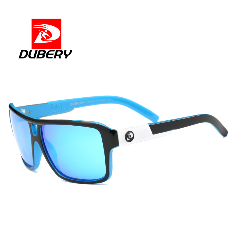 DUBERY UV400 Polarized Sunglasses - Color 6