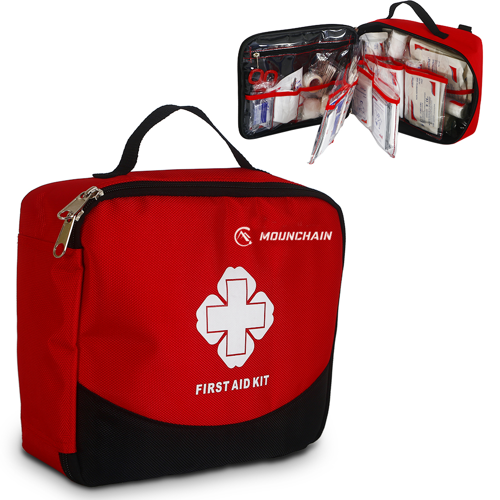 Mounchain First Aid Emergency Kit