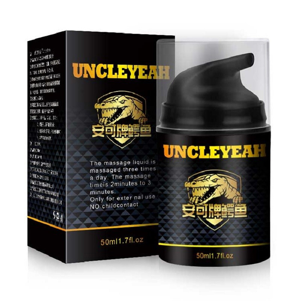 Herbal Big Dick Penis Enlargement Cream Erection Products Sex Products for Men Aphrodisiac Pills for Man 50ml