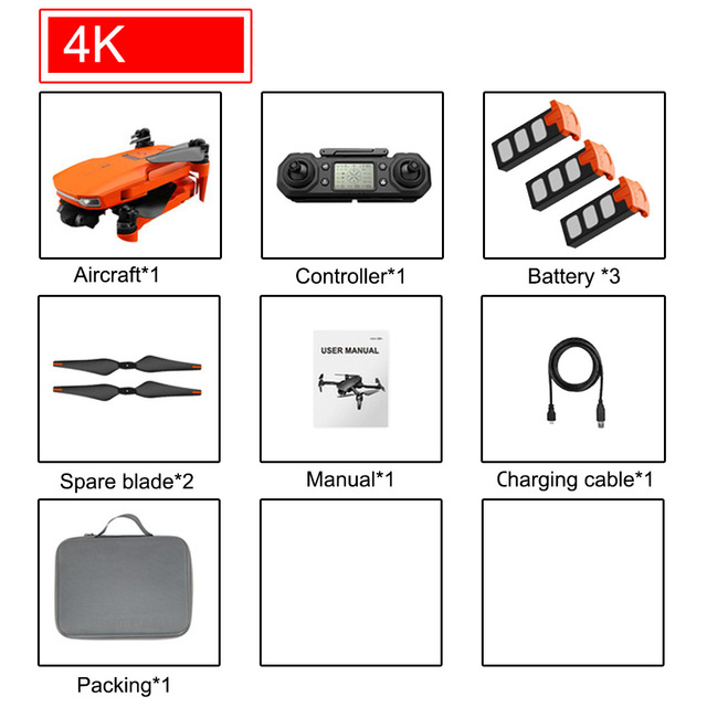 ICAT7 Drone 4k 8k GPS 5G WiFi two axis gimbal camera brushless motor supports TF card flight for 25 min VS sg906 pro 3 battery