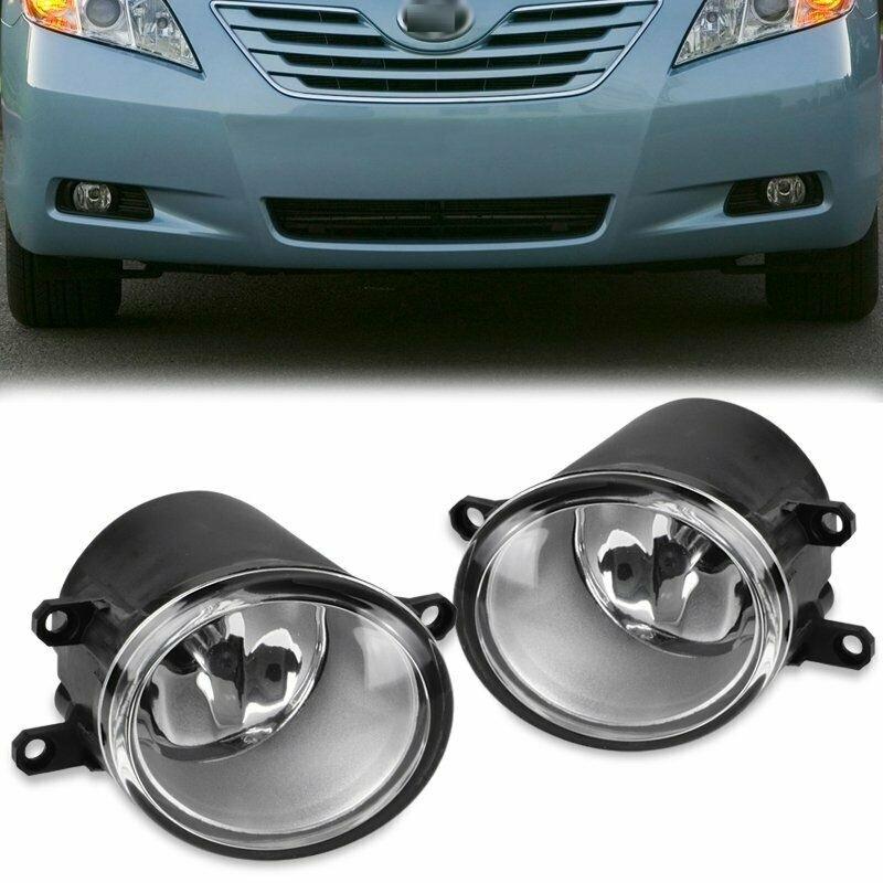 2pcs Fog Light Bumper Driving Lamp For Crown Reiz CAROLA Rav4 OE: 8121006071 White light