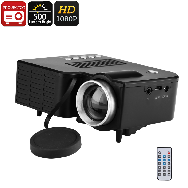 Wholesale mini hd projector led projector from china for Hd projector small