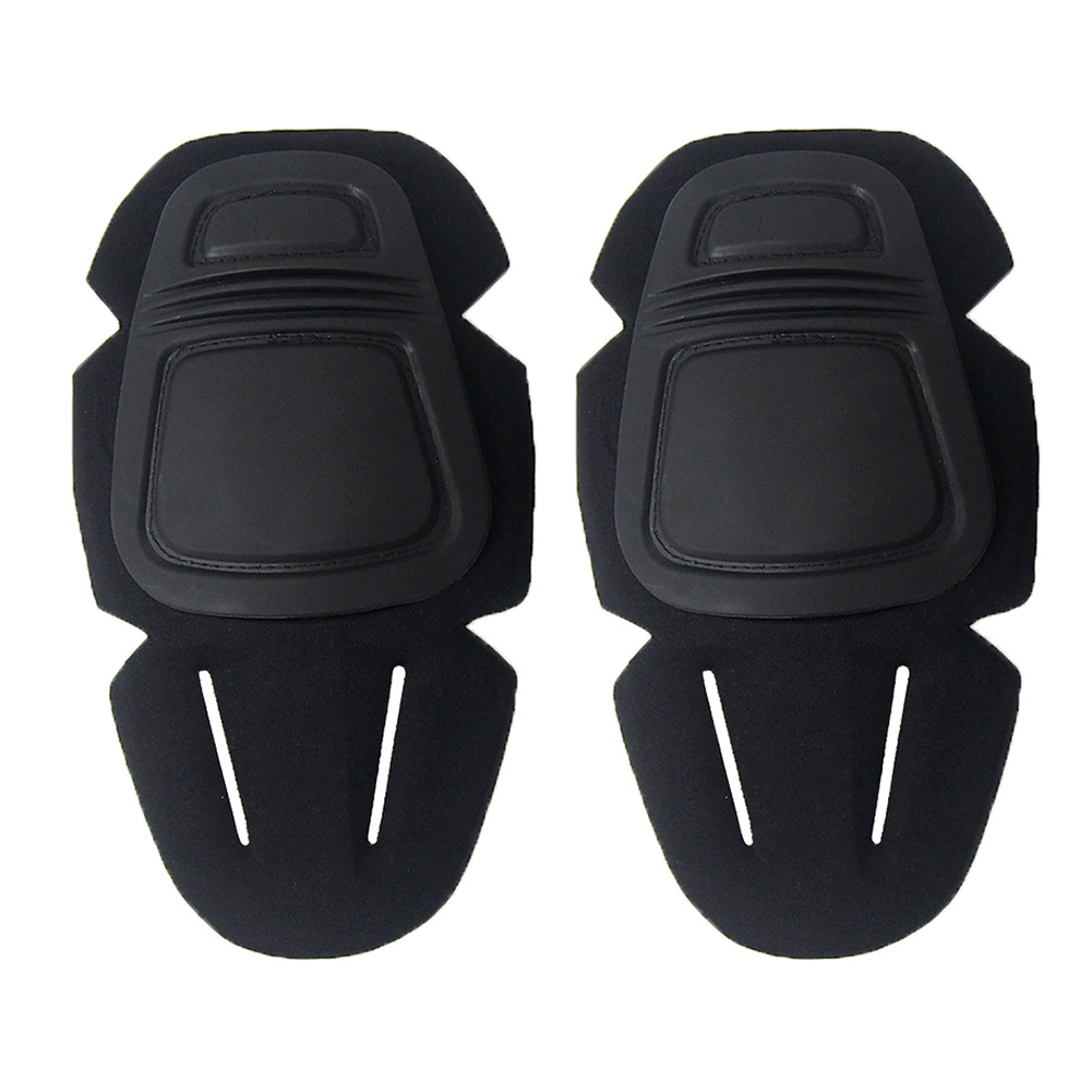 Tactical Protective Knee Pads Black for Military Army G3 Pants Trousers black