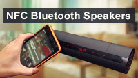nfc bluetooth wireless speaker