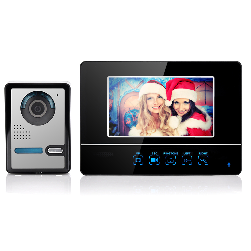 Wireless Door Video Phone