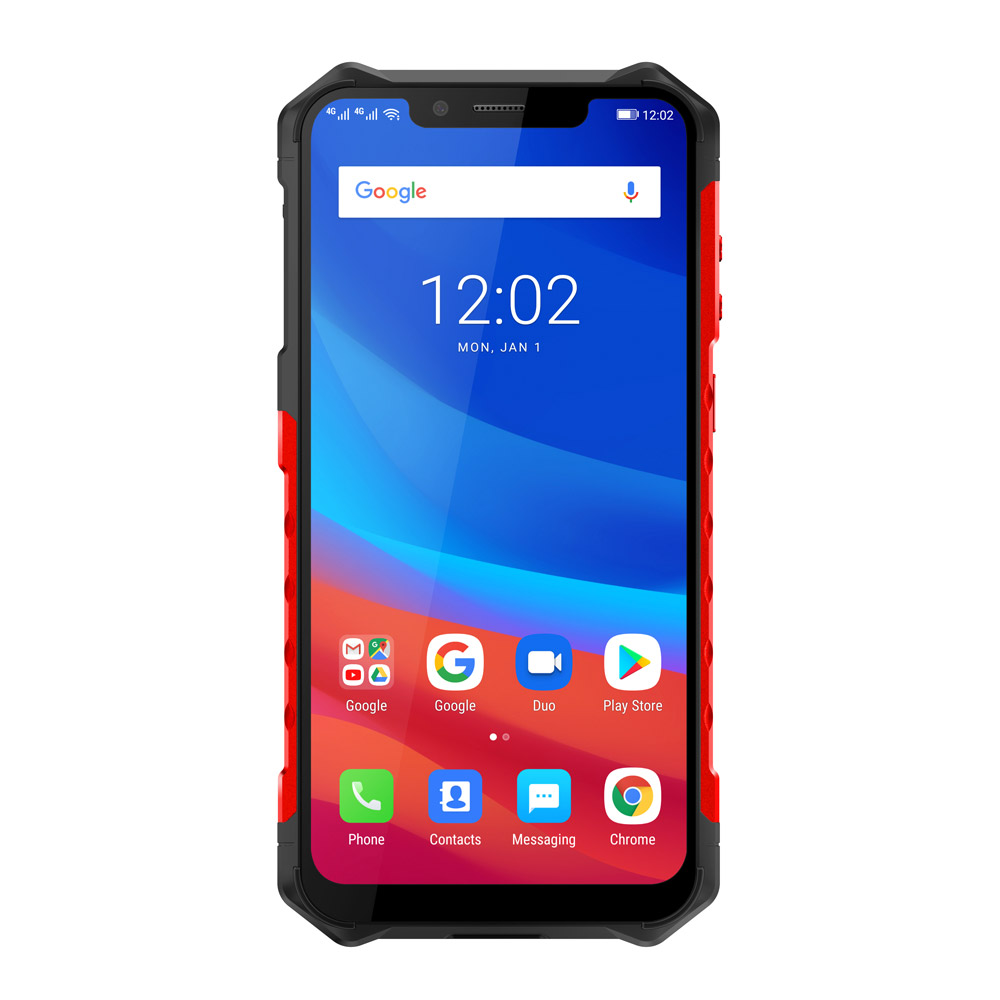 Ulefone  Red Armor 6 6G 128G Phablet - Red