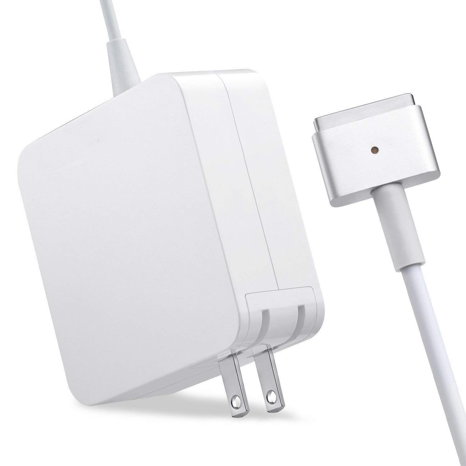 AC 45W Magsafe2 T-Tip Power Adapter Charger for MacBook Air 11/13 inch (MacBook Air Released After Mid 2012)  US plug