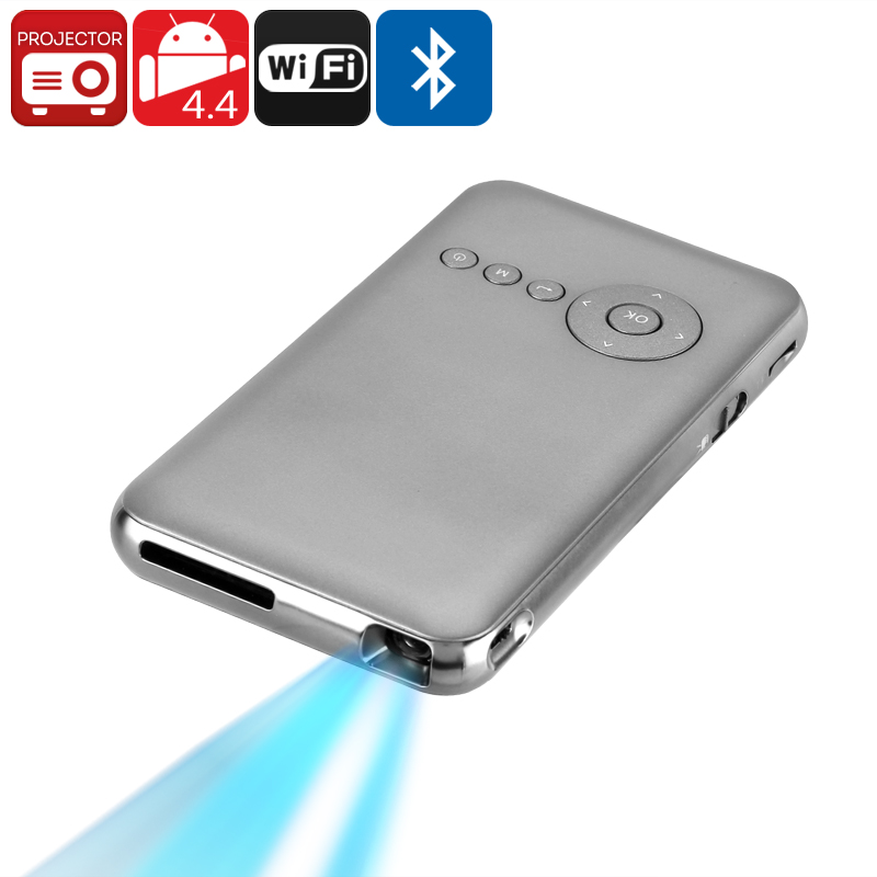 Wholesale mini projector android projector from china for A small projector