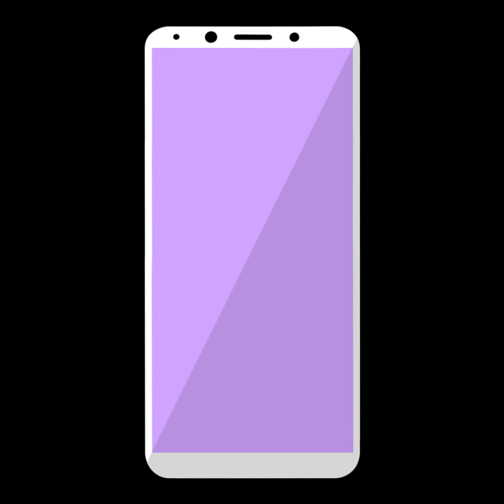 3D Screen Protector White OPPO F5/A73