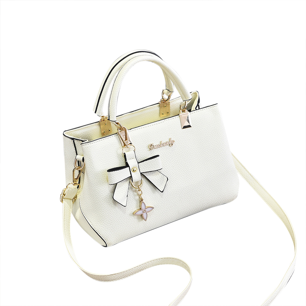 Women Lady Fashion Leather Handbag Shoulder Satchel Belt Cross Body Bag