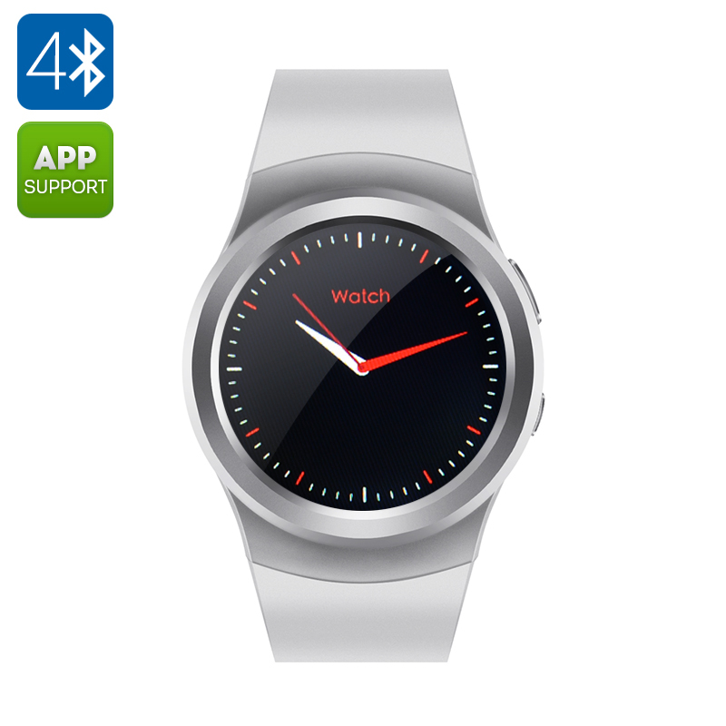 No.1 G3 Smart Watch (Silver)