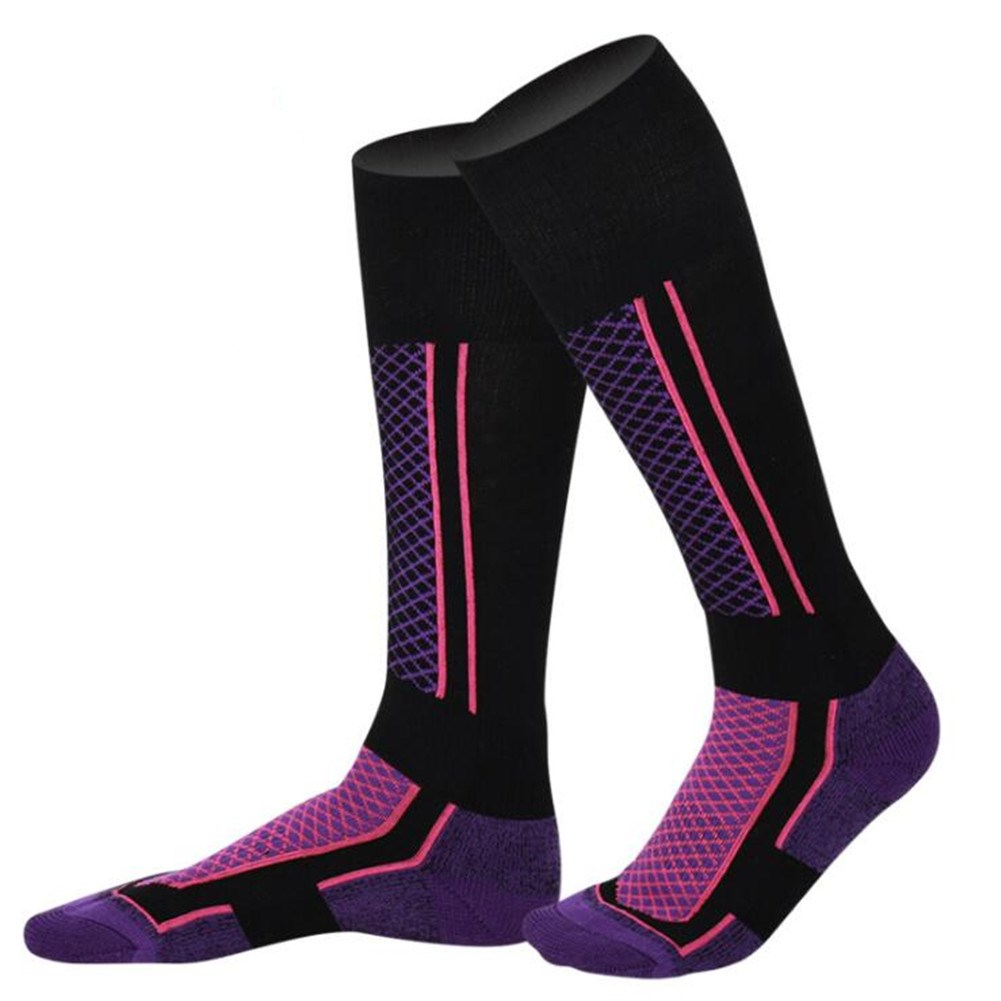 Winter Ski Hiking Sports Towel Socks