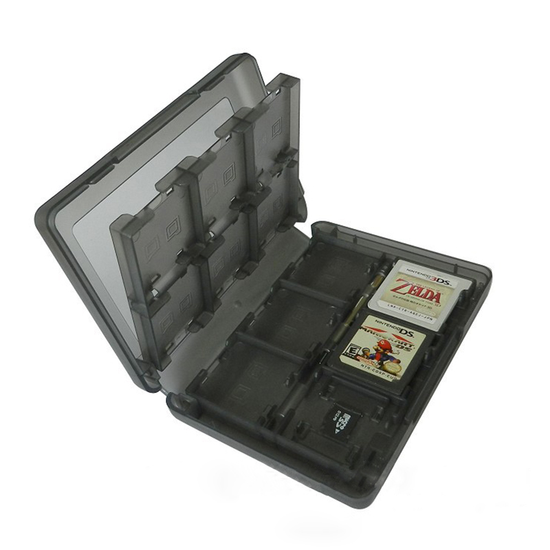 SD Card Holder Case Cartridge Storage Box