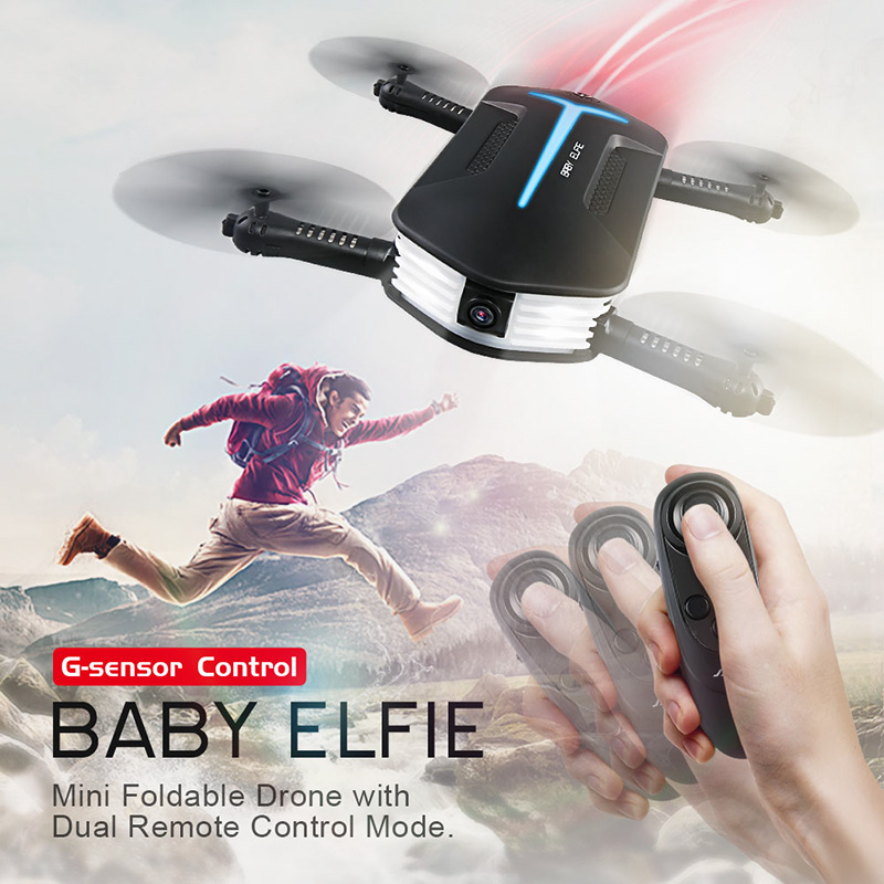 JJRC H37 Mini Baby ELFIE Camera Drone