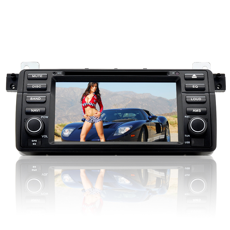 BMW Android Car DVD Player - Road Sturm II