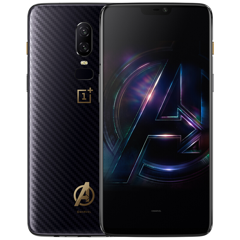 OnePlus 6 SmartPhone 8+256GB Limited Edition