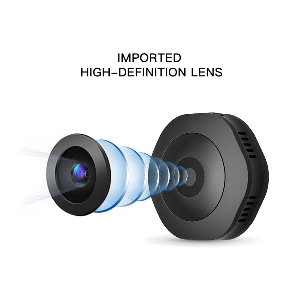 Digital USB 2.0 Outdoor Camera Surveillance Camera Motion Camera black