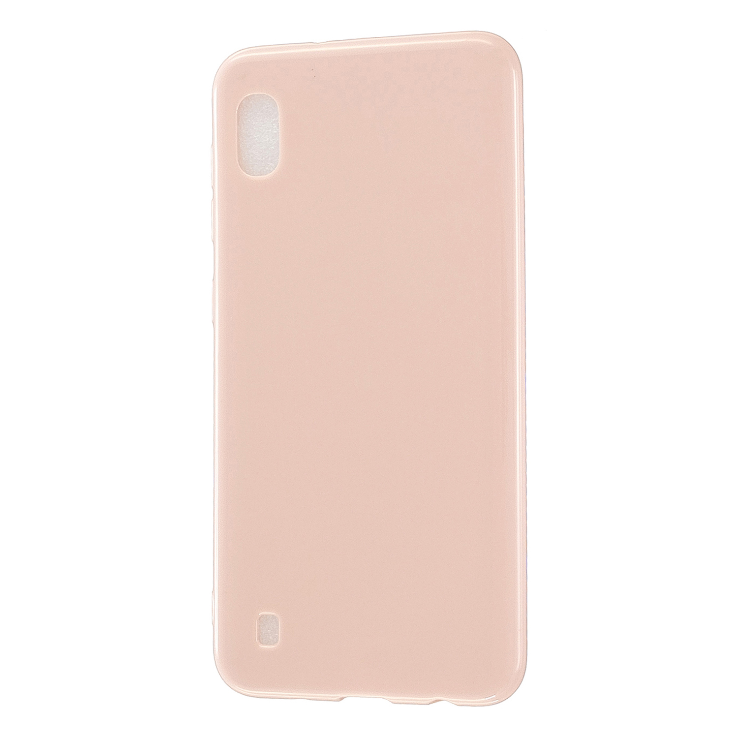 For Samsung A10/A20/A30/A50 Phone Case Soft TPU Overal Protection Precise Cutouts Easy to Install Cellphone Cover  Sakura pink