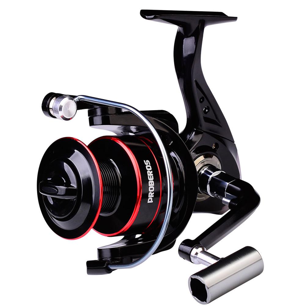 Spinning  Fishing  Reels Metal Spool 2000/3000/4000/5000/7000 Bait Casting Reel Fishing Reels Model 7000