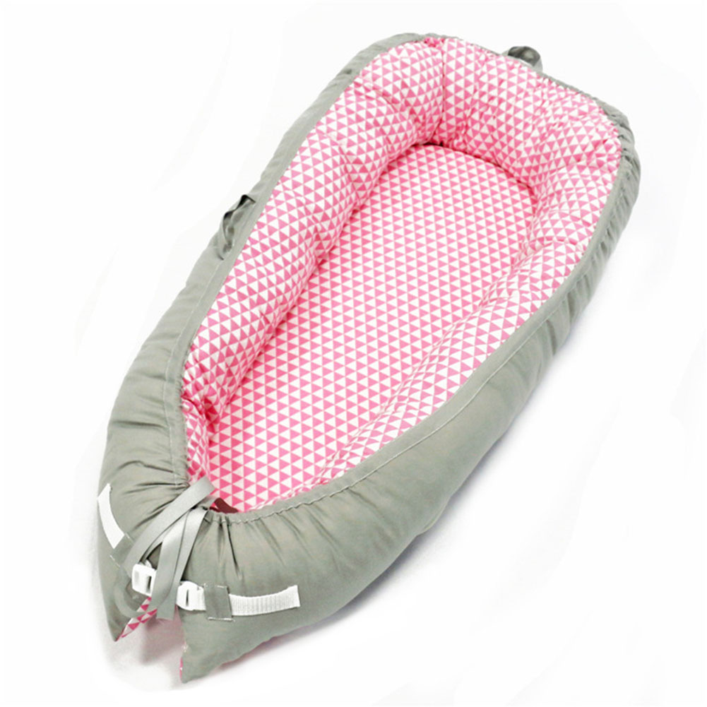 Multifunction Double-sided Baby Nest Bed