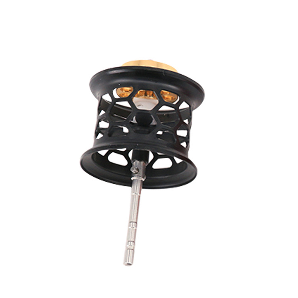 Modified Fishing Reel Spool Rhombus Hole Super Lightweight Lure Accessories Fishing Reel Spool black