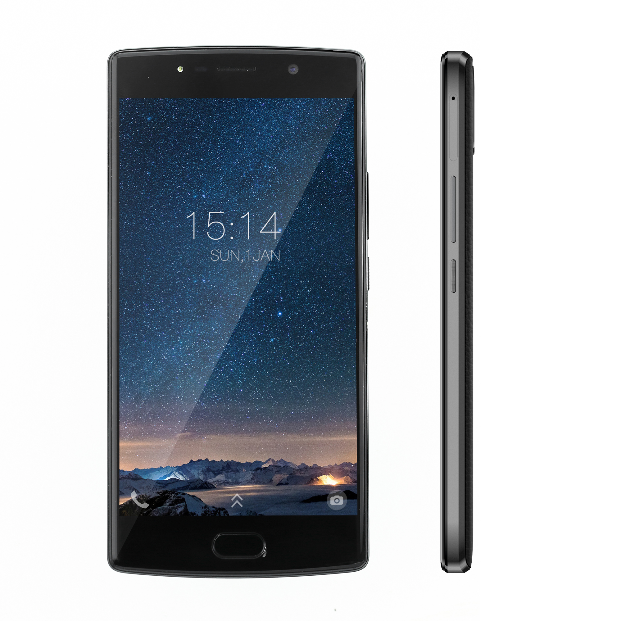 DOOGEE BL7000 5.5 Inch Smart Phone Black
