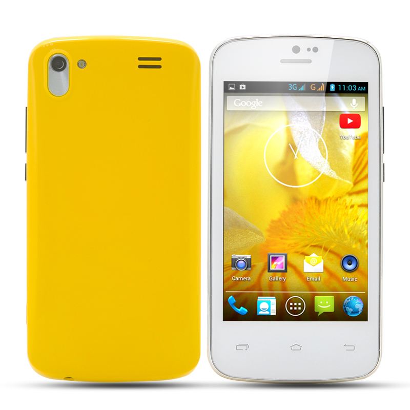 4 Inch Slim Android 4.2 Phone - Iris (Y)