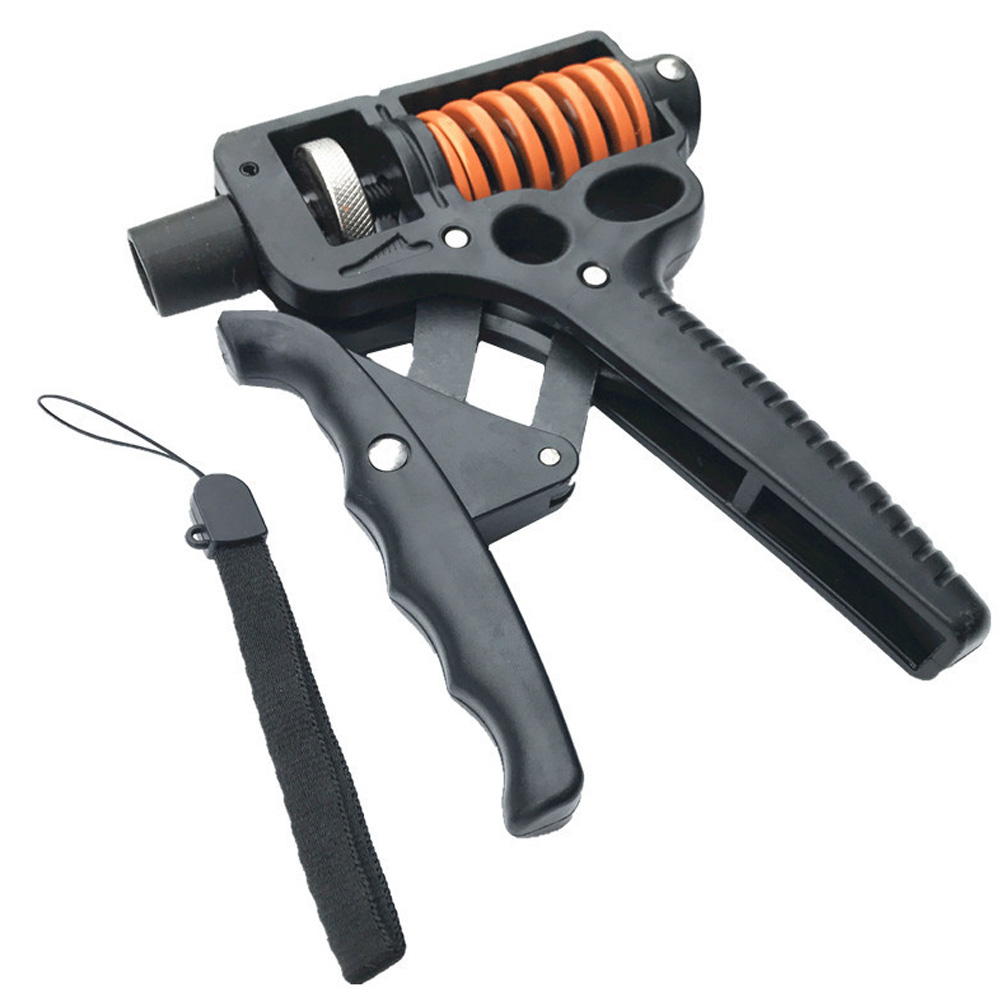 Adjustable Heavy Grips Hand Gripper Gym Power Fitness Hand Exerciser Fingers Training As shown