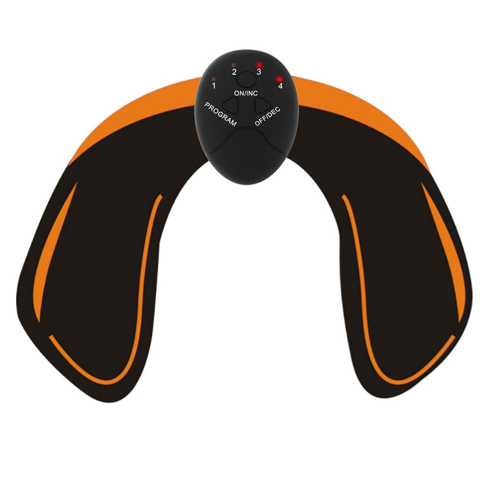 Intelligent Hip Trainer Buttocks Lifting Waist Slimming Muscle Stimulator Massager Set