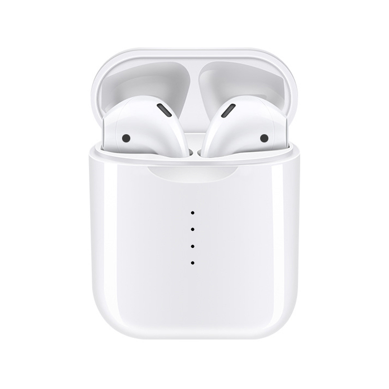 V8 Wireless Bluetooth Earphone White
