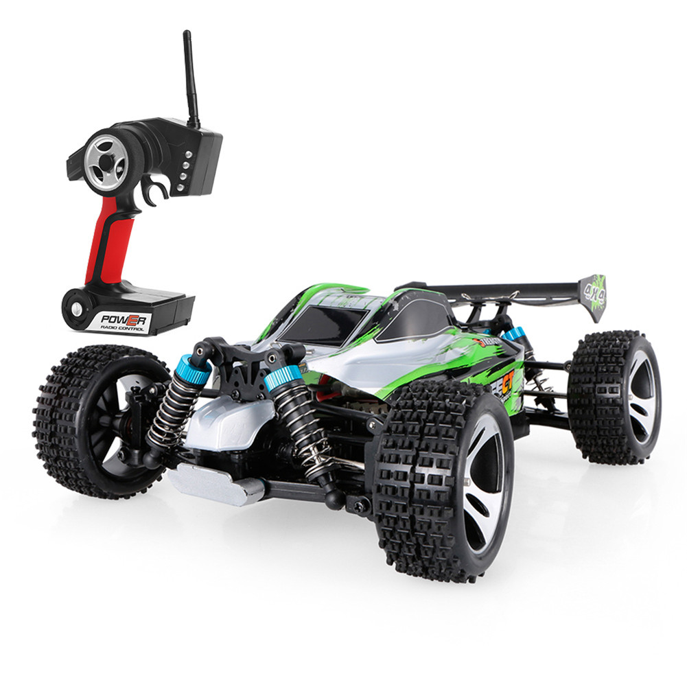 A959-A 2.4G Four-wheel Drive Off-road Drift Racing  High-speed Remote Control Simulation Car A959-A