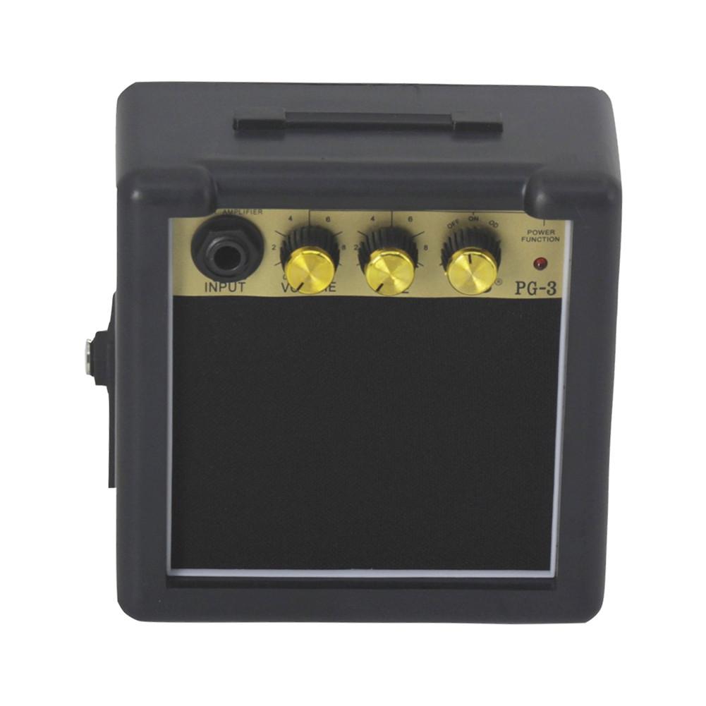 PG-3 Mini Electric Guitar Amplifier Guitar Amp 5W Speaker Guitar Accessories